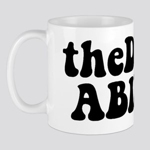 The Dude Abides Mug